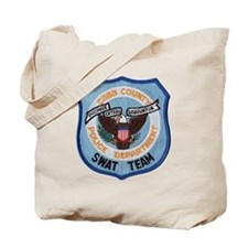 Cobb County Police SWAT Tote Bag