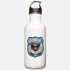 Cobb County Police SWAT Water Bottle