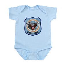 Cobb County Police SWAT Infant Bodysuit