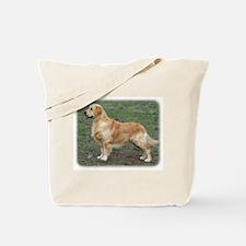 Golden Retriever 9Y186D-072 Tote Bag