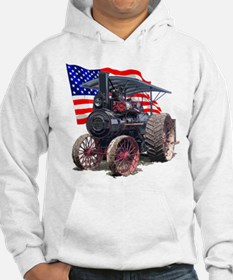 The Advance Steam Traction En Hoodie