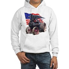 The Advance Steam Traction En Jumper Hoody