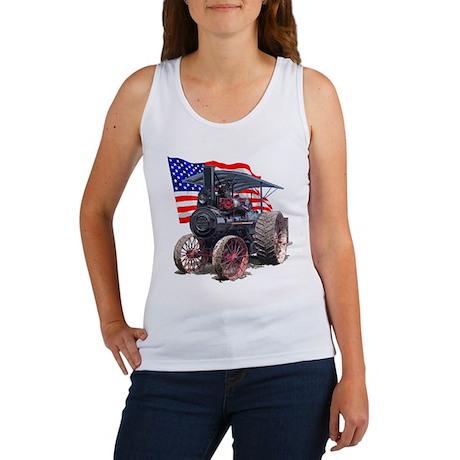 The Advance Steam Traction En Women's Tank Top