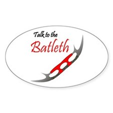 Batleth Decal