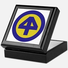 The 44th Keepsake Box