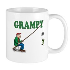 Fishing Grampy Mug