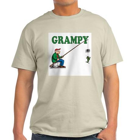 Fishing Grampy Light T-Shirt