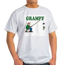 Fishing Grampy T-Shirt
