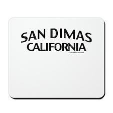 San Dimas Mousepad