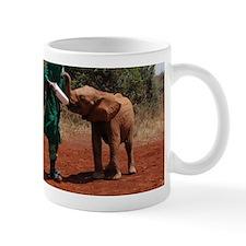 Baby Elephant Small Mugs