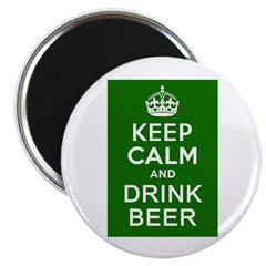 Keep Calm and Drink Beer 2.25