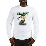 Golfer Grampy Long Sleeve T-Shirt