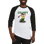 Golfer Grampy Baseball Jersey