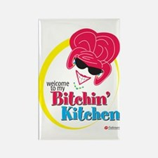 Bitchin' Kitchen - Rectangle Magnet
