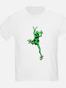 Frog Peace (Green) T-Shirt