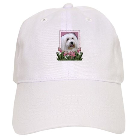 Mothers Day - Pink Tulips Cap
