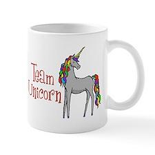 Team Unicorn Rainbow Mug