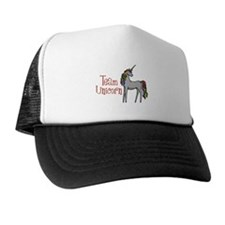 Team Unicorn Rainbow Trucker Hat