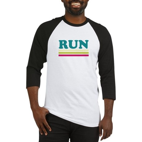 Retro RUN Baseball Jersey