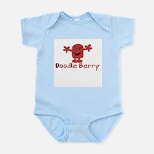Doodle Berry Infant Bodysuit