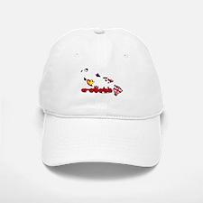 ILY Hawaii Baseball Baseball Cap