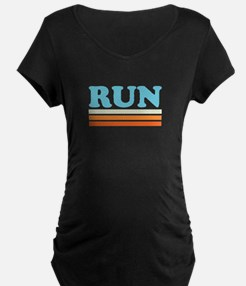 Retro RUN T-Shirt