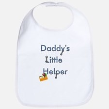 Daddys Little Helper Bib