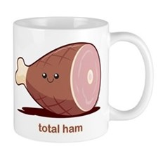 Total Ham Small Mug