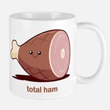Total Ham Small Small Mug