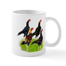 Oriental Gamefowl Mug