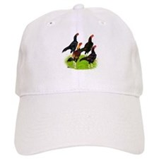 Oriental Gamefowl Baseball Cap