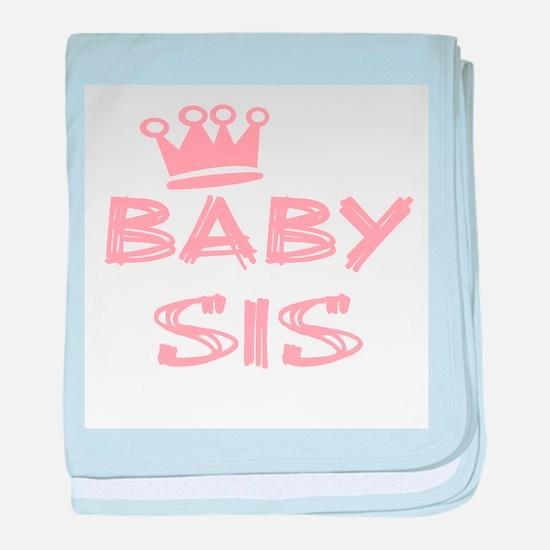 Baby Sis baby blanket