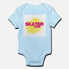 Skater Babe Infant Bodysuit