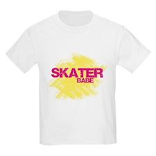 Skater Babe T-Shirt