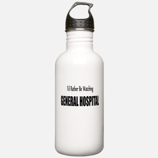 General Hospital Water Bottle