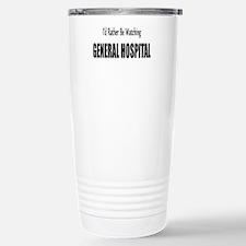 General Hospital Travel Mug