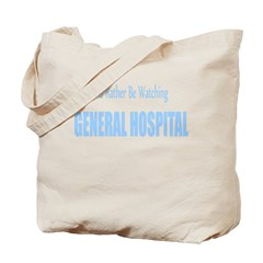 General Hospital Tote Bag
