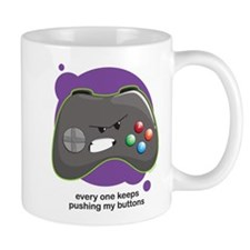 Push My Buttons Mug
