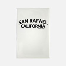 San Rafael Rectangle Magnet