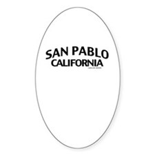 San Pablo Decal