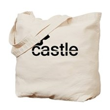 Castle TV Tote Bag