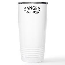 Sanger Travel Mug