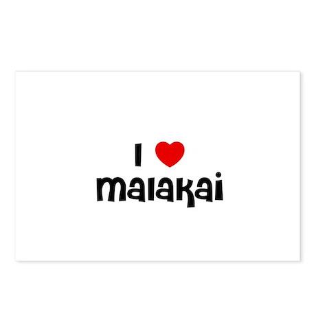 I * Malakai Postcards (Package of 8)