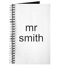 Mr. Smith Journal