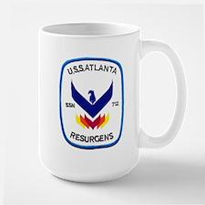 USS Atlanta SSN 712 Mug