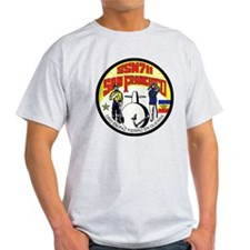 USS San Francisco SSN 711 T-Shirt