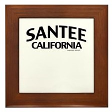 Santee Framed Tile