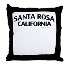 Santa Rosa Throw Pillow