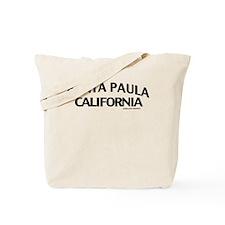 Santa Paula Tote Bag