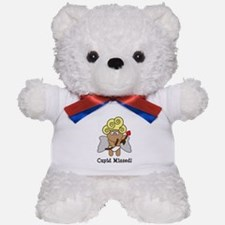 Cupid Missed! Teddy Bear